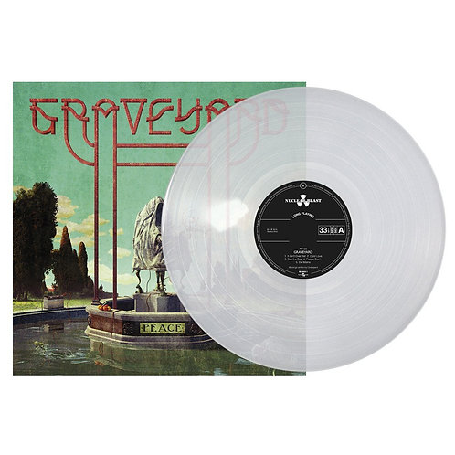 Graveyard - Peace Clear Vinyl 2LP