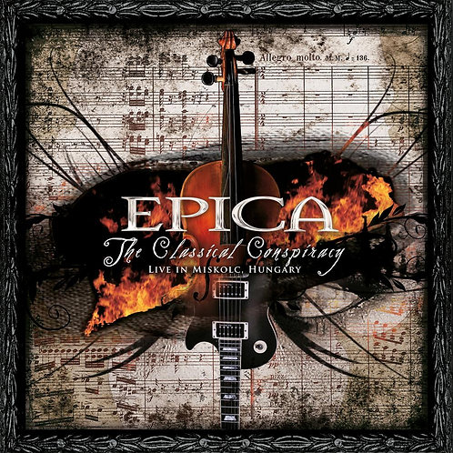 Epica - The Classical Conspiracy CD Digipak