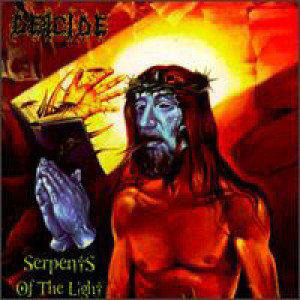 Deicide - Serpents Of The Light Black Vinyl LP