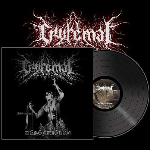 Cryfemal - D6S6Nti6Rro Black Vinyl LP