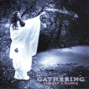 The Gathering - Almost A Dance Blue/Clear Splatter Vinyl LP