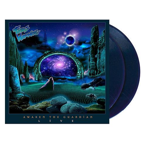 Fates Warning - Awaken The Guardian Live Blue Vinyl 2LP