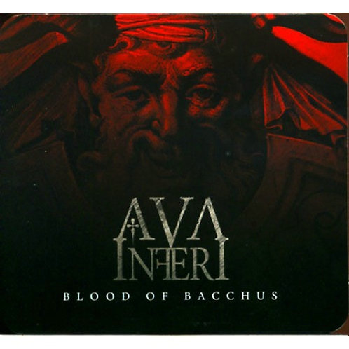 Ava Inferi - Blood Of Bacchus CD Digipak