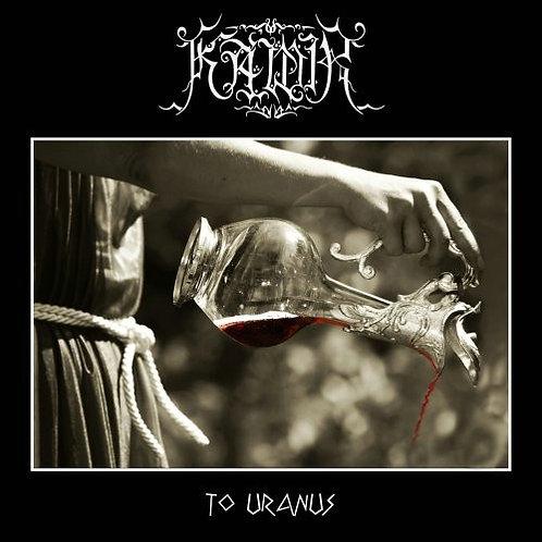 Kawir - To Uranus CD
