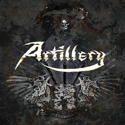 Artillery - Legions CD