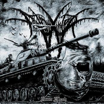 Atomwinter - Iron Flesh Black Vinyl LP