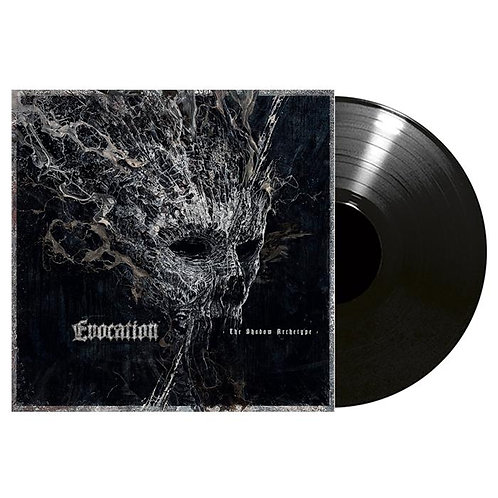 Evocation - The Shadow Archetype Black Vinyl LP