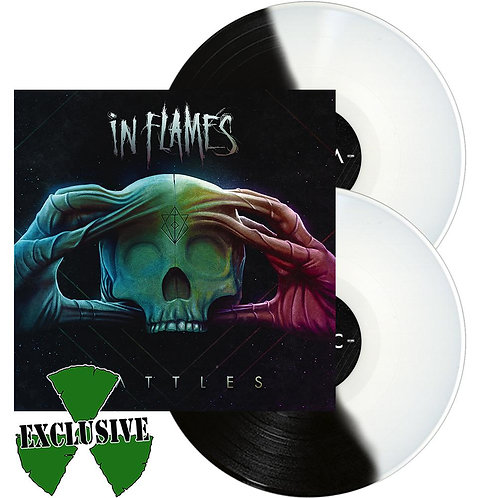 In Flames - Battles Bi-Coloured Vinyl 2LP