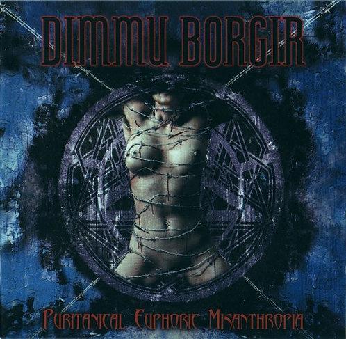 Dimmu Borgir - Puritanical Euphoric Misanthropia CD