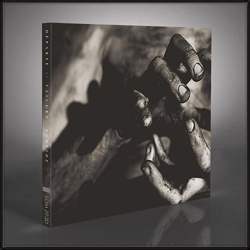 Departe - Failure, Subside CD Digipak