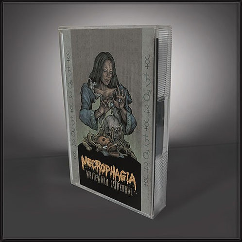 Necrophagia - Whiteworm Cathedral Cassette