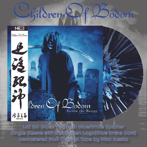 Children Of Bodom - Follow The Reaper Ltd 100 Splatter Vinyl