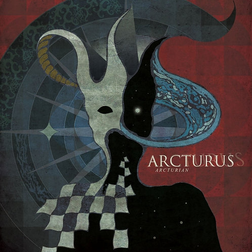 Arcturus - Arcturian Blue Vinyl LP