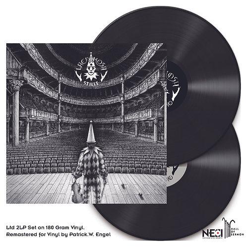 Lacrimosa - Stille Gatefold Black Vinyl 2LP Ltd 1000