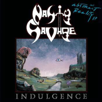 Nasty Savage - Indulgence/Abstract Reality CD Digipak