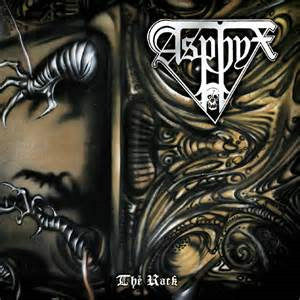 Asphyx - The Rack CD