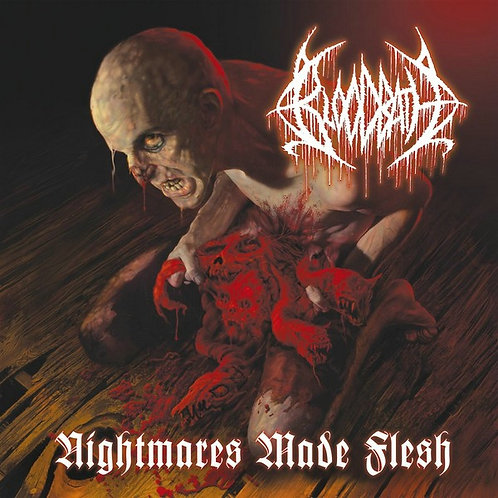 Bloodbath - Nightmares Made Flesh CD