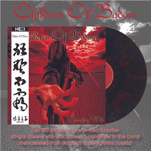 Children Of Bodom - Something Wild Ltd 180 Splatter Vinyl