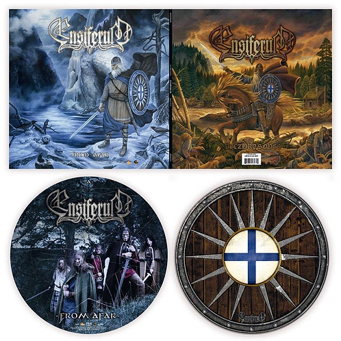 Ensiferum - Victory Songs + From Afar Picture Vinyl 2LP