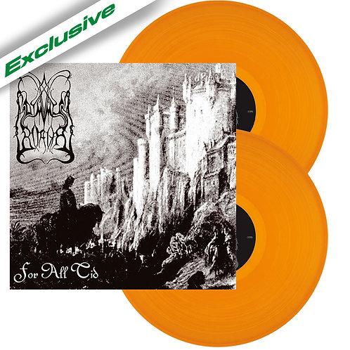 Dimmu Borgir - For All Tid Orange Vinyl 2LP