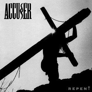 Accuser - Repent Black Vinyl LP