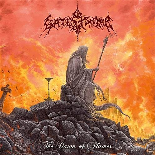Gates Of Ishtar - The Dawn Of Flames CD Digipak