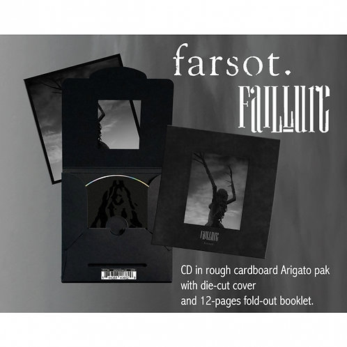 Farsot - Fail Lure CD Digipak