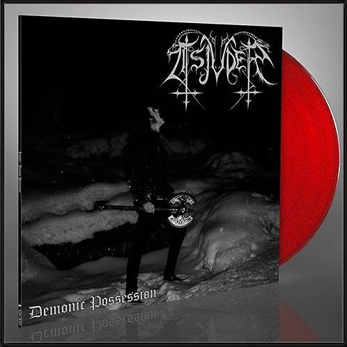 Tsjuder - Demonic Possession Red Vinyl LP