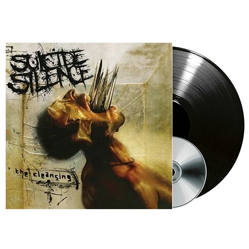 Suicide Silence - The Cleansing Black Vinyl LP