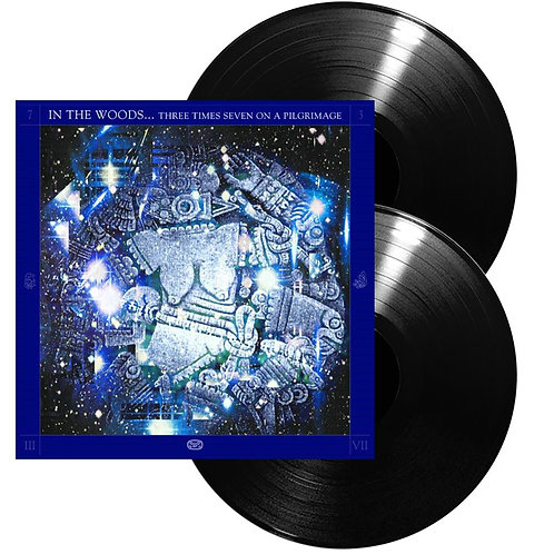 In The Woods - Three Times Seven On A Pilgrim Black Vinyl 2LP