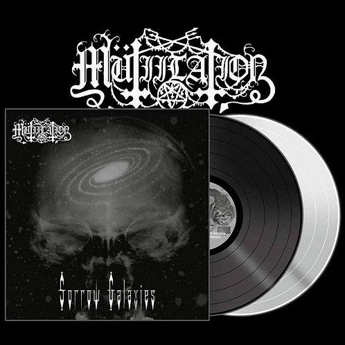 Mutiilation - Sorrow Galaxies White Vinyl LP