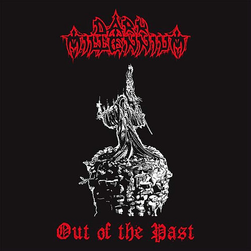 Dark Millennium - Out Of The Past  Black Vinyl LP