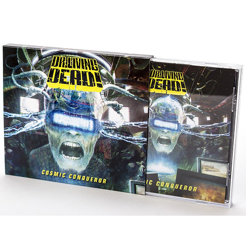 Dr Living Dead! - Cosmic Conqueror CD