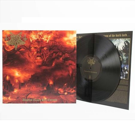 Dark Funeral - Angelus Exuro Pro Eternus Black Vinyl LP