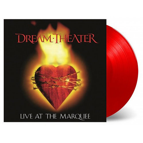 Dream Theater - Live At The Marquee Red Vinyl LP