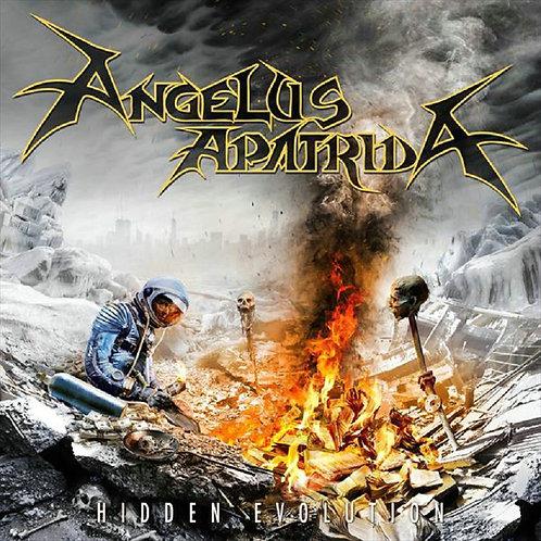Angelus Apatrida - Hidden Evolution CD