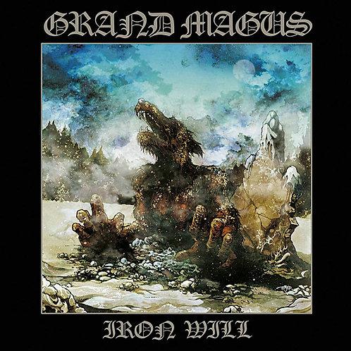Grand Magus - Iron Will Silver Vinyl LP