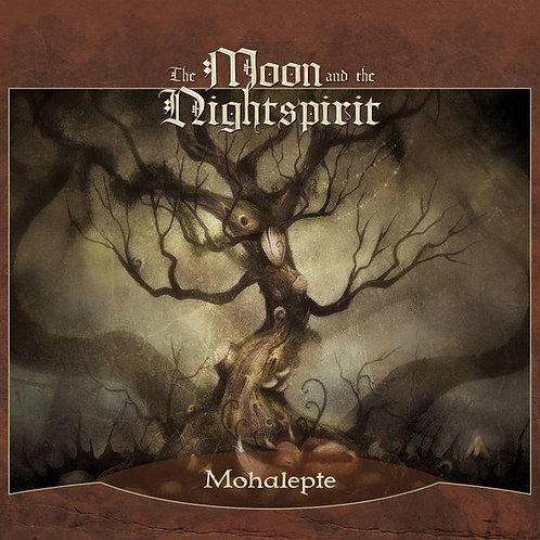 The Moon And The Nightspirit - Mohalepte 2CD Digipak