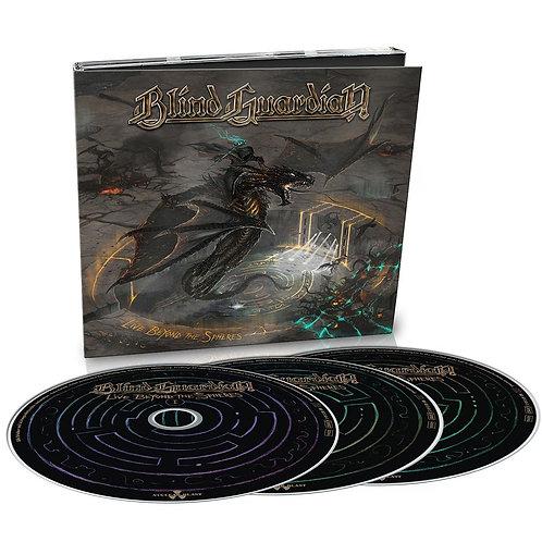 Blind Guardian - Live Beyond The Spheres 3CD Digipak