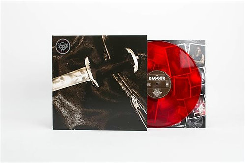 The Dagger - The Dagger Red Vinyl LP
