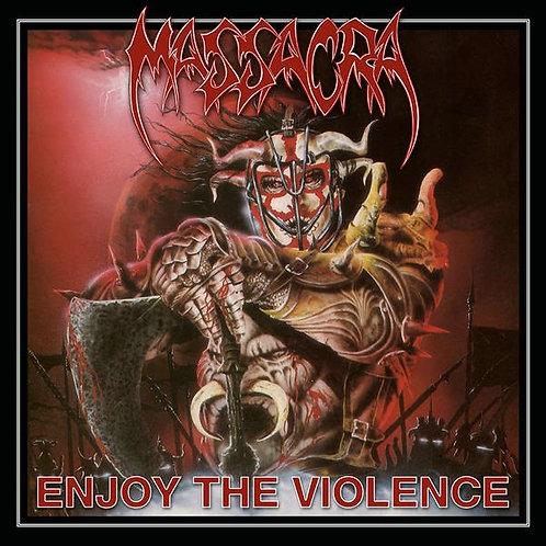 Massacra - Enjoy The Violence CD