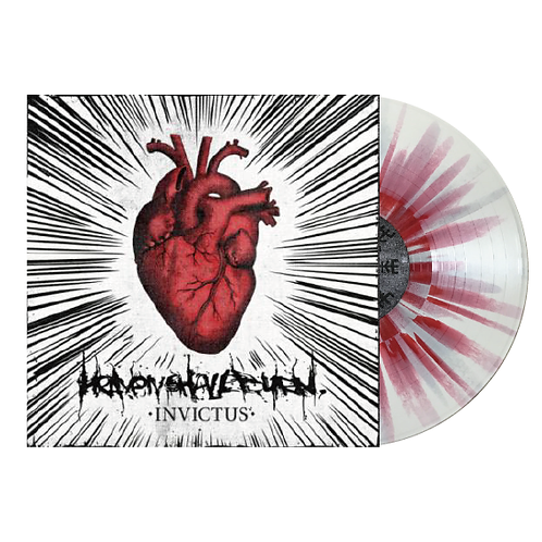 Heaven Shall Burn - Invictus Splatter Vinyl Ltd 300