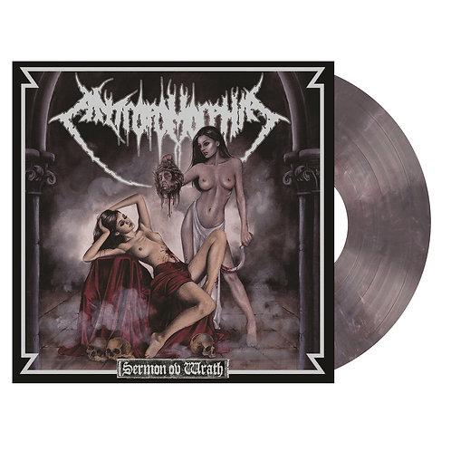 Antropomorphia - Sermon Ov Wrath Deep Violet Marble Vinyl LP