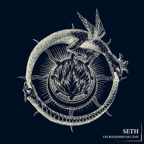 Seth - Les Blessures De L Ame CD Digipak