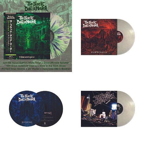 The Black Dahlia Murder Vinyl Bundle 5