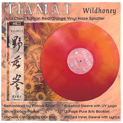 Tiamat - Wildhoney Orange/Red Haze Vinyl Ltd China Version