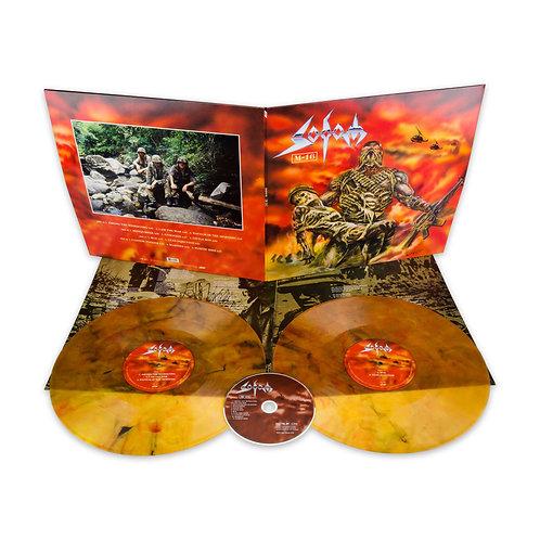 Sodom - M16 Orange Marble Vinyl  2LP