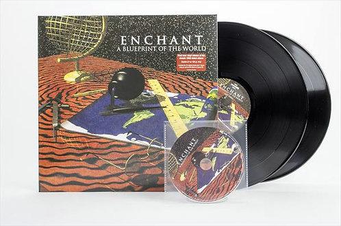 Enchant - A Blueprint Of The World Black Vinyl 2LP