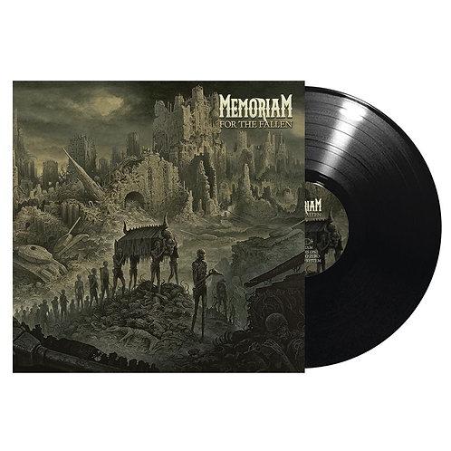 Memoriam - For The Fallen Black Vinyl LP