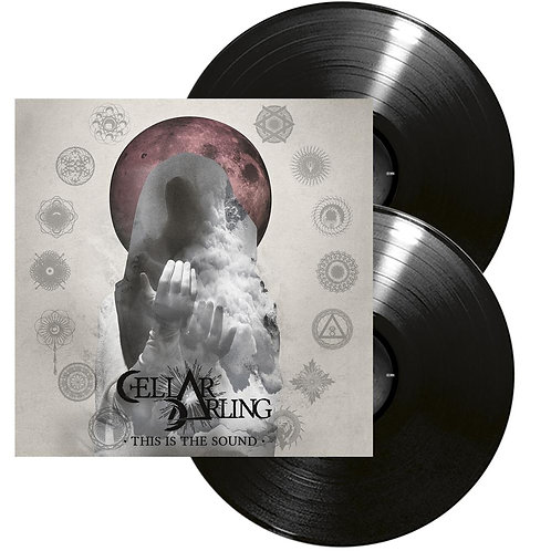 Cellar Darling - This Is The Sound Black Vinyl 2LP